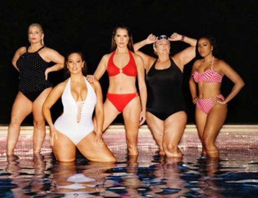 Swimsuits-for-all models