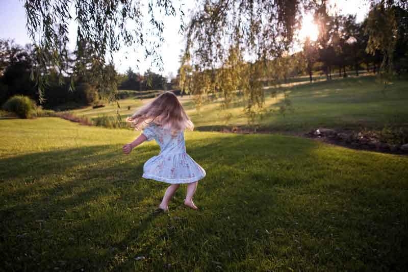 Movement and Flexibility of Children