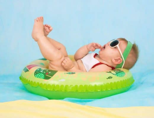 Relaxed Baby